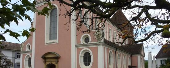Aussenrestaurierung Verenamünster, Bad Zurzach AG (10./18.Jh.); 2014-15