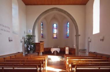 Teilsanierung Evang.-ref. Kirche Uitikon ZH (18.Jh.); 2014