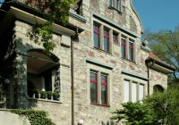 """Gesamt-Restaurierung/Umnutz. Wohn-/Bürohaus """"Fässler"""", Resedastr. 25, Zürich (20.Jh.)"""
