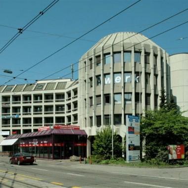 Sanierungen Geschäftshaus Hohlstr. 120/122, Zürich (20.Jh.); 1996-2003