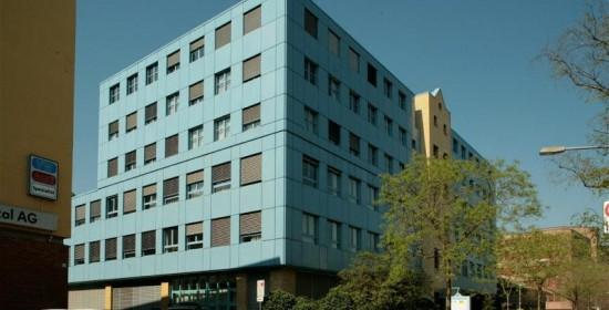 Teilsanierung Bürohaus Albulastr. 47, Zürich (20.Jh.); 1997