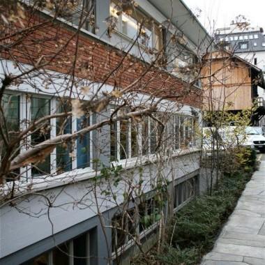 Sanierung Bürogebäude Bellerivestr. 13 / Feldeggstr. 23, Zürich (19.+20.Jh.); 2009-10