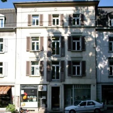 Gesamtsanierung ETH-Bürohaus, Universitätstr. 19, Zürich (19.Jh.); 2011