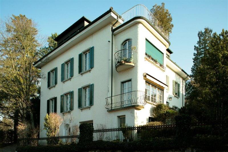 Gesamtsanierung Büro-/Wohnhaus Zollikerstr. 127, Zürich (20.Jh.); 1985