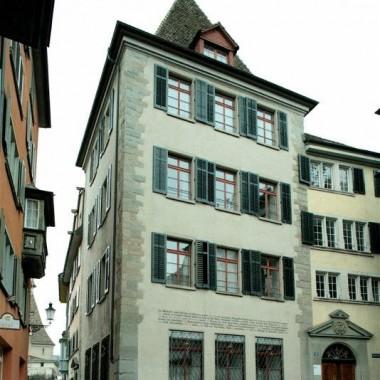 Aussensanierung Brunnenturm, Napfplatz, Zürich (14.Jh.); 1981