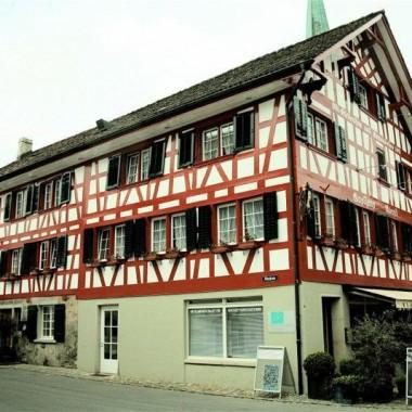 """Sanierung Wohnungen/Restaurant """"Zum Rössli"""