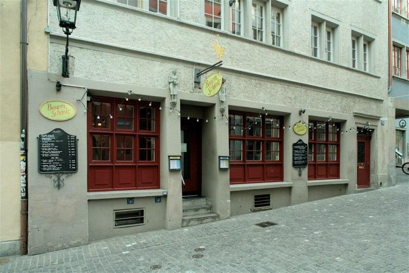 """Fässler + Partner AG Sanierung Restaurant """"Bauernschänke ..."""