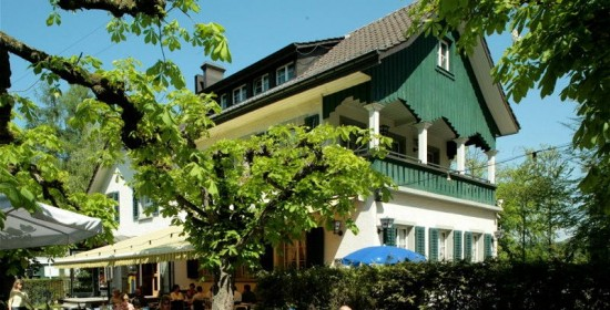 """Sanierung Restaurant """"Katzensee"""", Wehntalerstr. 790, Zürich (20.Jh.); 1995"""
