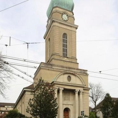 San.-Konzept Röm.-Kath. Kirche Guthirt, Nordstr. 250, Zürich (20.Jh.); 2014-15