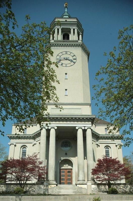 Sanierung Grosse Kirche Fluntern, Gellertstrasse, Zürich (20.Jh.); 1998-2005