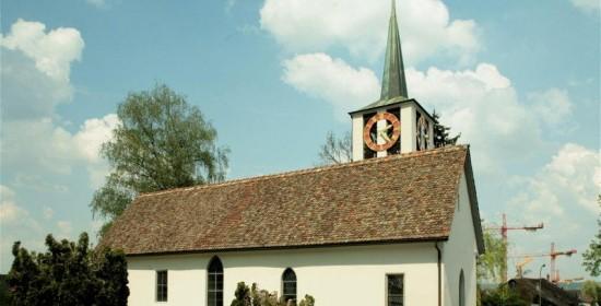 Gesamtsanierung Evang.-ref. Kirche Fällanden ZH (13.-15.Jh.); 2000