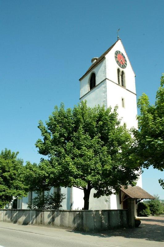 Sanierung Kirche Umiken AG (15./18.Jh.); 1994