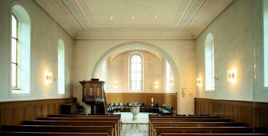 Gesamt-Restaurierung, Evang.-ref. Kirche Schlatt, Unteschlatt ZH (18./19.Jh.): 2002