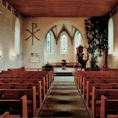 Gesamt-Restaurierung, Evang.-ref. Kirche Zell, Zell ZH (13.Jh.): 2002