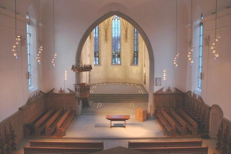 Gesamtsanierung Evang.-ref. Kirche Elgg, Kirchplatz, Elgg ZH (14.-16.Jh.); 2004