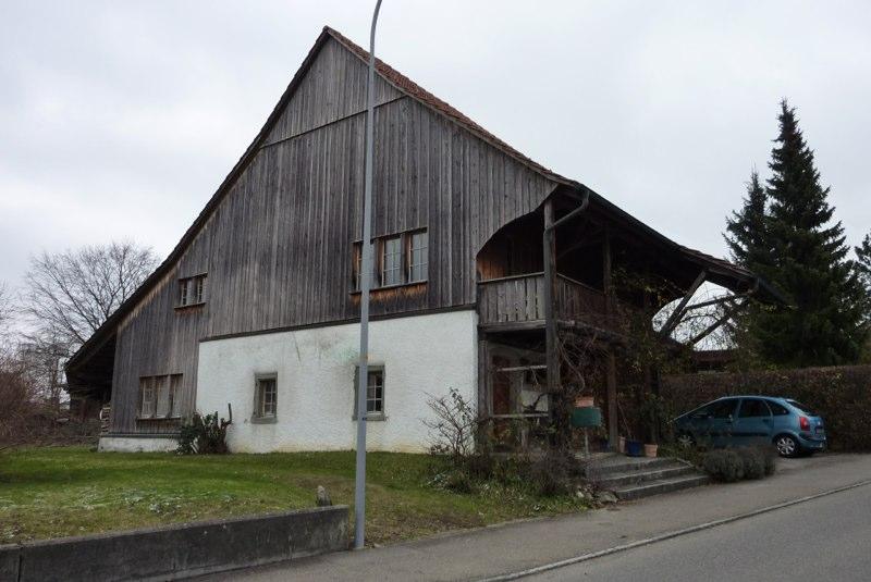 Ausbau Scheune zu Wohnhaus, Isenbergstr. 25, Ottenbach (18.Jh.) ZH, 2010