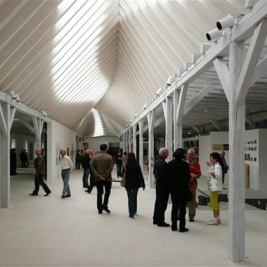 Umnutzung Kunst-Zeughaus Jona-Rapperswil SG (19.Jh.); Bauleitung 2008
