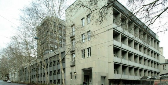 Sanierungen Neues Institut, ETH-Chemie, Universitätstr. 12-18, Zürich (20.Jh.); 1992