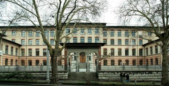 Sanierungen Altes Institut ETH-Chemie, Universitätstr. 8, Zürich (19.Jh.); 1990-00