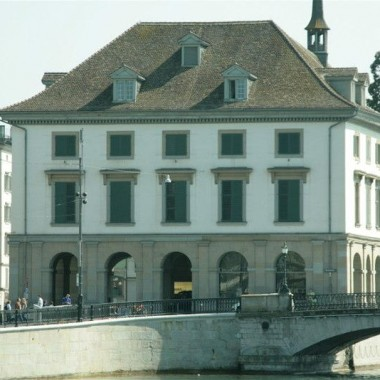 Sanierung Helmhaus, Limmatquai 40, Zürich (18.Jh.); 1988