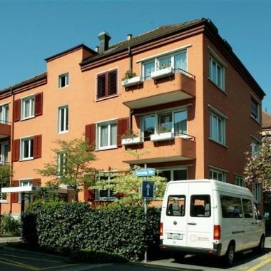 Sanierung/Umbauten Wohnheim Zwyssigstr. 2, Zürich (20.Jh.); 1972+78