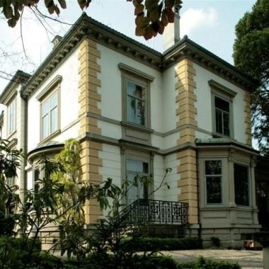 Sanierung, Villa