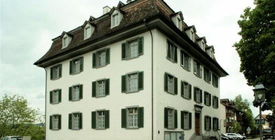 Sanierung Gemeindehaus Grüningen, Grüningen ZH (18.Jh.); 1995+2004