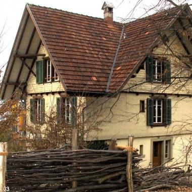"""Annensanierung Haus """"Abendstern"""", Asylstr. 24, Uster (19.Jh.); 2008"""
