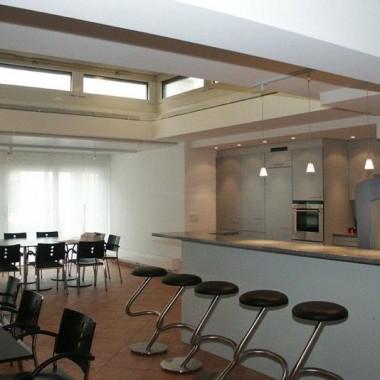 Begegnungszentrum Kath. Kirchgemeindehaus Felix+Regula, Zürich (20.Jh.); 2003
