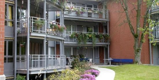 Sanierung/Erweiterung Wohnhaus 5/6, Wagerenhof Uster, Uster ZH (20.Jh.); 1996