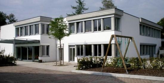 Sanierung Heilpädagogische Sonderschule Hasenbühl, Uster ZH (20.Jh.); 2001