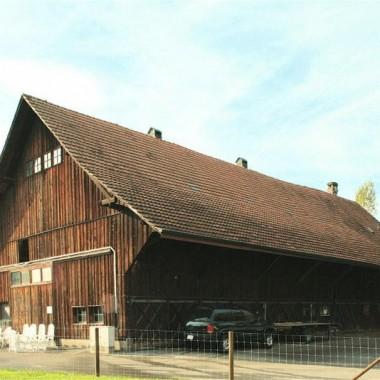 Ausbau Scheune Wagerenhof Uster, Uster ZH (19.Jh.); 2011-12