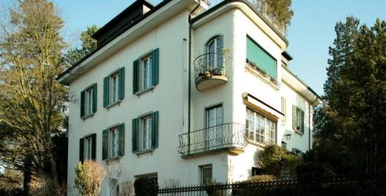 Gesamtsanierung Büro-/Wohnhaus Zollikerstr. 127, Zürich (20.Jh.). 1985