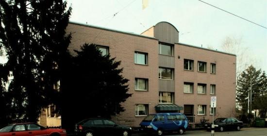 Aussensanierung Mehrfamilienhaus Limmattalstr. 247, Zürich (20.Jh.); 1981