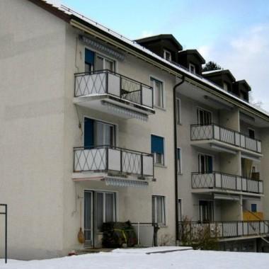 Aussensanierung MFHer Rosenbergweg 20-22, 9000 St. Gallen (20.Jh.); 2011