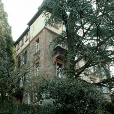 Gesamtsanierung Mehrfamilienhaus Rigistr. 47, Zürich (19.Jh.); 1986