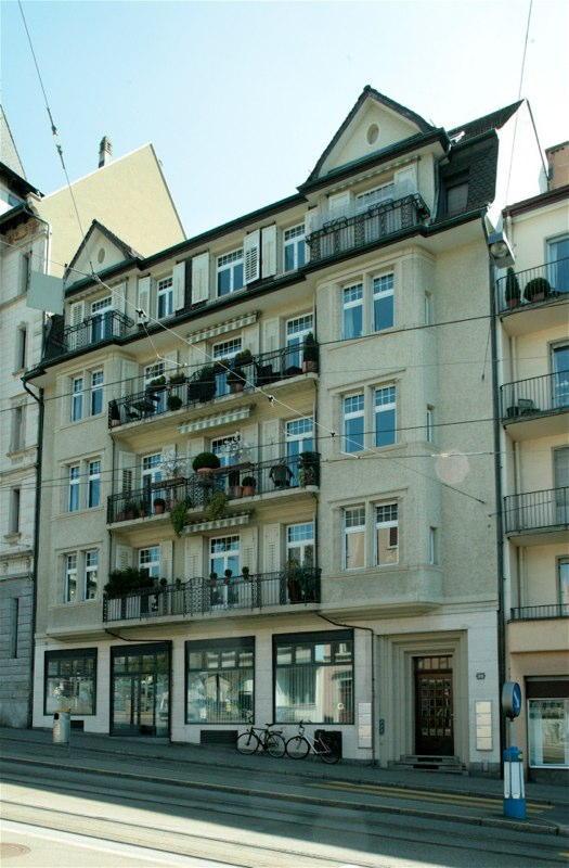 Treilsanierungen Mehrfamilienhaus Klosbachstr. 90, Zürich (20.Jh.); 2006ff