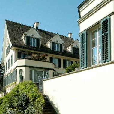 """Aussensanierung Haus """"Escher"""