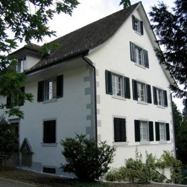 Sanierung ref. Pfarrhaus, Schönenbergstr. 7, Wädenswil ZH (18.Jh.); 2000+04