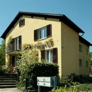 Gesamtsanierung Pfarrhaus Zürich-Affoltern, Riedenhalden-Str. 5, Zürich (20.Jh.); 1977