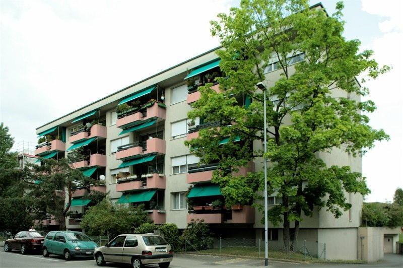 Aussensanierung MFH Heugatterstr. 24/26, Dübendorf ZH (20.Jh.); 1983