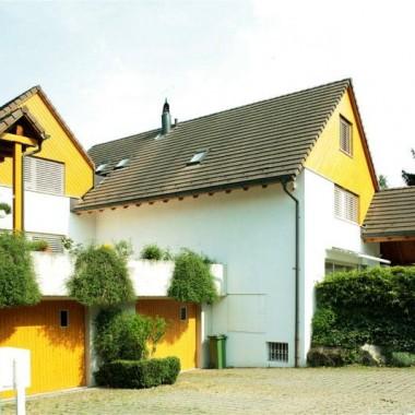 Neubau Doppeleinfamilienhaus Lärchenstr. 8, Thalwil ZH; 1995