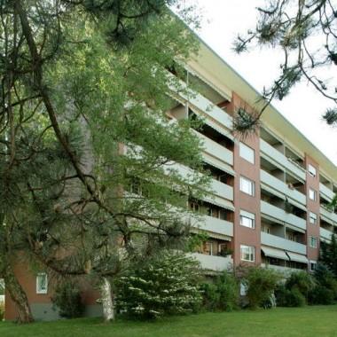 Innensanierung Mehrfamilienhaus mit 36 Wohnungen, Hulfteggstr. 5-9, 8400 Winterthur (20. Jh.); 1997