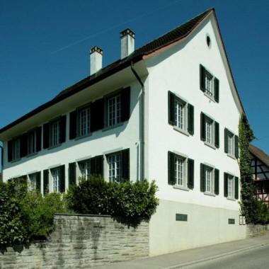 Gesamtsanierung Pfarrhaus Marthalen, Marthalen ZH (18.Jh.); 1994