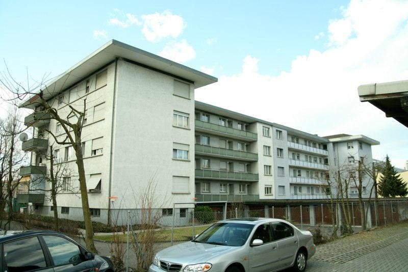 Sanierung Mehrfamilienhäuser Siewerdtstr. 87/89, Zürich (20.Jh.); 2006-08