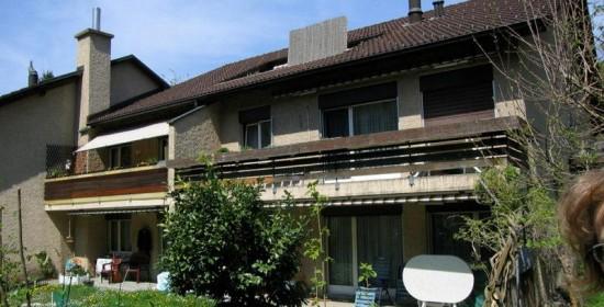 Innensan. Mehrfamilienhäuser Wettswilerstr. 14-20, Landikon ZH; (20.Jh.); 2013