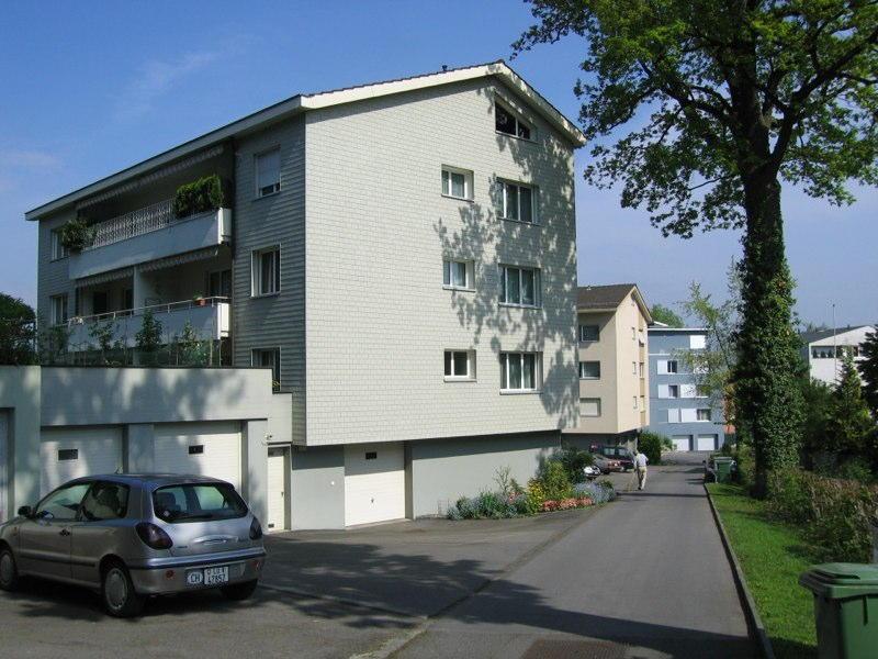 Aussensanierung Mehrfamilienhaus Sternmattstr. 55, Luzern (20.Jh.); 2006