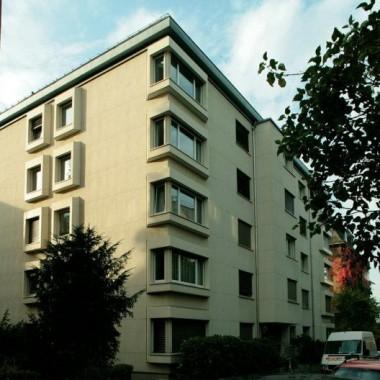 Innensanierung Mehrfamilienhaus Dahliastr. 8, Zürich (20.Jh.); 2008