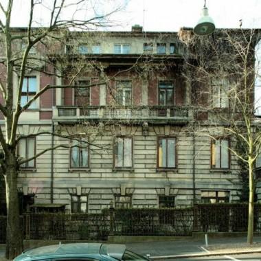"""Restaurierung Villa """"Maria"""", Freigutstr. 9, Zürich (19.Jh.); 2008-12"""