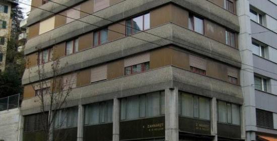 Gesamtsanierung Mehrfamilienhaus Fluhmattweg 2, Luzern (20.Jh.); 2007-09